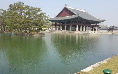 SHORT BITS: The stunning Gyeonghoeru