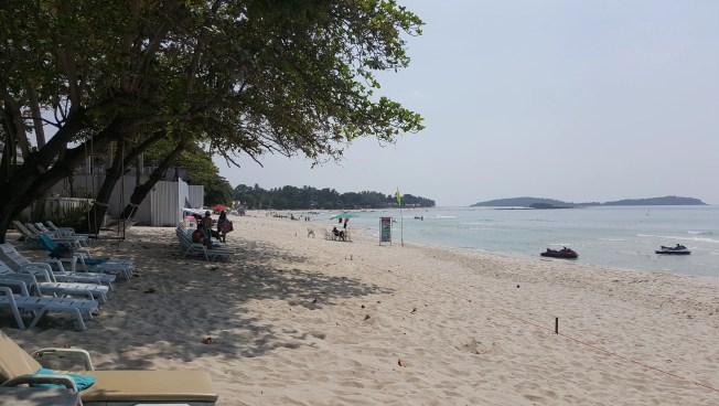 Chewang Beach