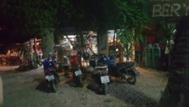 Plenty of motorcycles to ride in Thailand