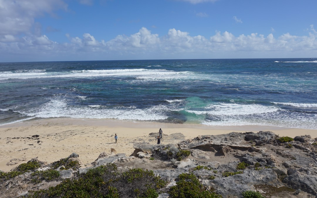 The Stunning Prevelly Beach in Marageret River