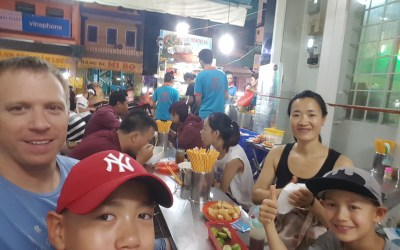 Vietnam Diaries: Day One – New Adventure Begins