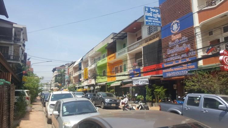 Vientiane City