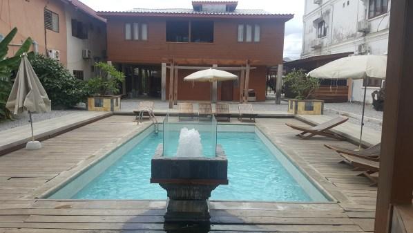 Laos haven Hotel