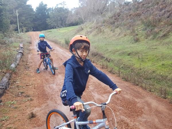 Kids at Nannuo