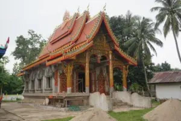 Laos Temple
