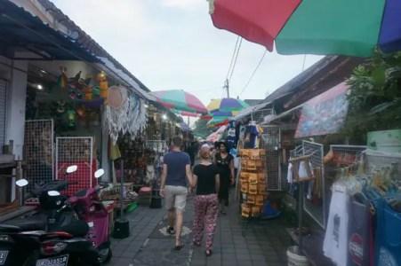 Bali markets