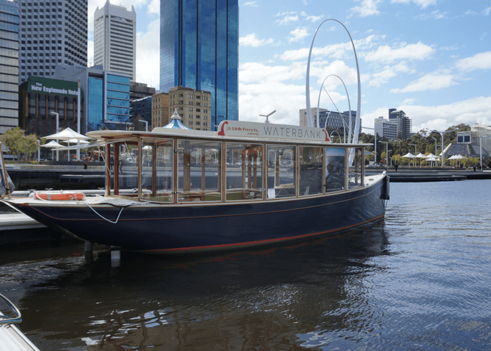 Experience Perth's Swan River with The Little Ferry Co.