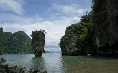 Postcards: A Journey to Thailand's James Bond Island