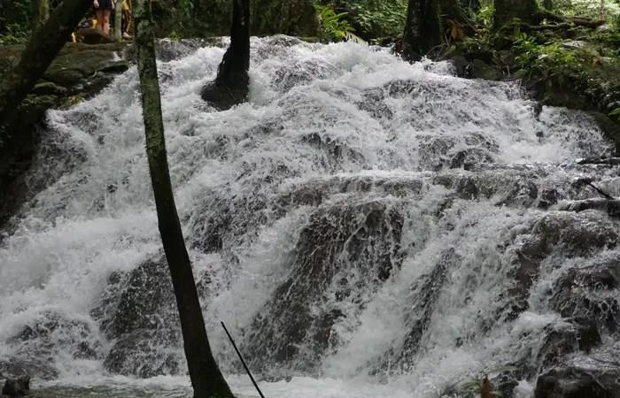 Sa Nang Water fall