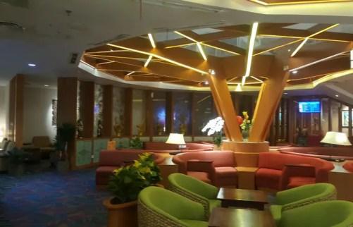 Premier Lounge in Bali
