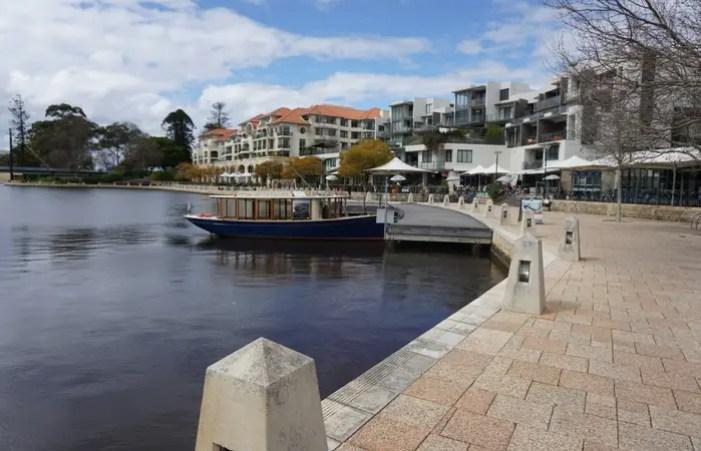 Claisebrook, Perth, Western Australia