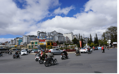 Walking the Streets of Da Lat – Vietnam