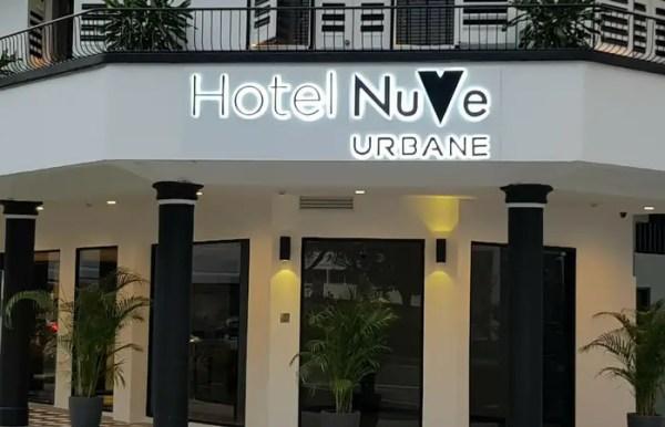 The Hotel NuVe Urbane