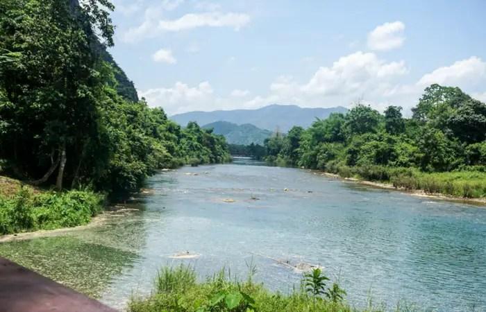 Picturesque Vang Vieng