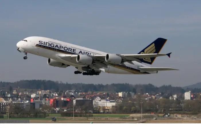 major airline