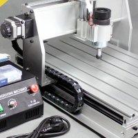 2- Paramétrer une CNC