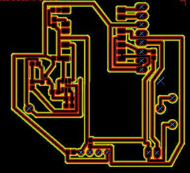 Capteur version 1 mode CNC