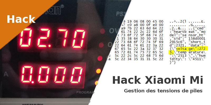 Hack_xiaomi_mi_gestion_tension_piles