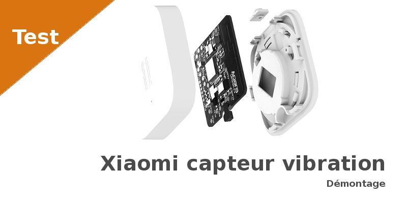 Test Xiaomi Aqara vibration sensor
