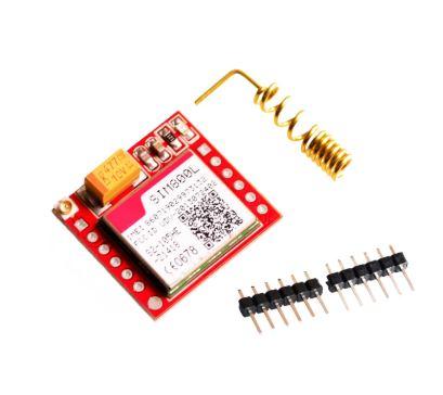 SIM800L_rouge