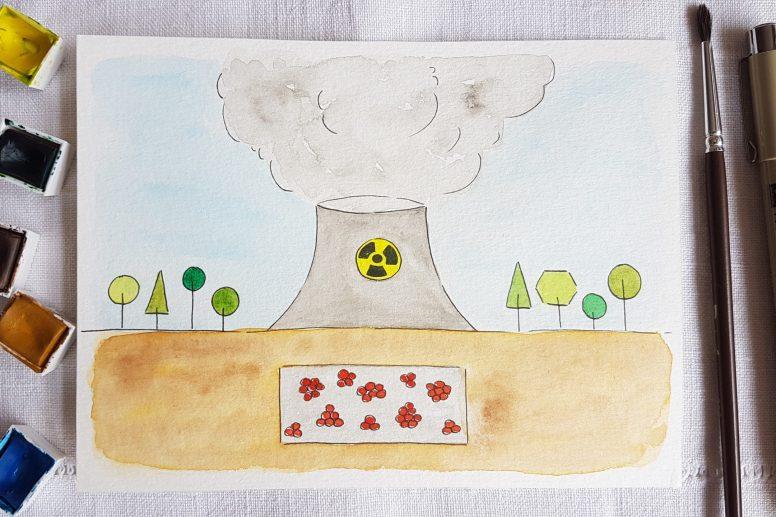 Pollution nucléaire