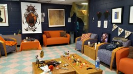 House Croatan's common room