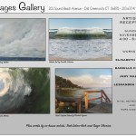Images of Old Greenwich Artists' Reception