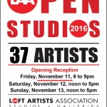 loft artist association open studios
