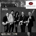 Merlin – Pop, Rock & Funk Band is Playing at Armonk House