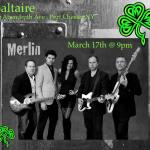Merlin - Pop, Rock & Funk Band is Playing at Saltaire