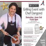 Grilling Event with Chef Dangond at Aitoro Appliance & Electronics