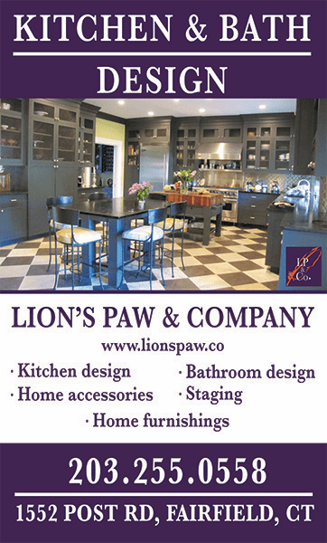 Debut Kitchen & Bath Design Department at Lion's Paw & Company
