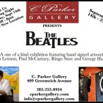 Beatles Art Show at C. Parker Gallery