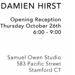 Damien Hirst at Samuel Owen Gallery