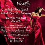 Versailles Medical Spa's 8th Anniversary Party