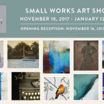 Small Works Art Show at Axel Interiors