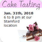 Cake Tasting at DiMare's Pastry Shop