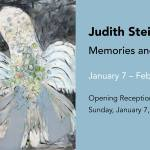 Opening Reception of Judith Steinberg: Memories and Desire at Silvermine Arts Center