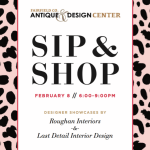 Sip & Shop at Fairfield County Antique & Design Center