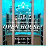 Open House at Haute Sauna