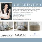 Celebrity Designer Mary McDonald at Safavieh Home Furnishings