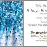 Eric Jiaju Lee Solo Exhibition Opening Reception at Brunswick School