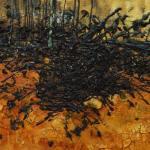 John J. Bedoya - New Works at Fernando Luis Alvarez Gallery