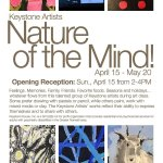 Nature of the Mind - Opening Reception at ArtWorks Gallery On The Green