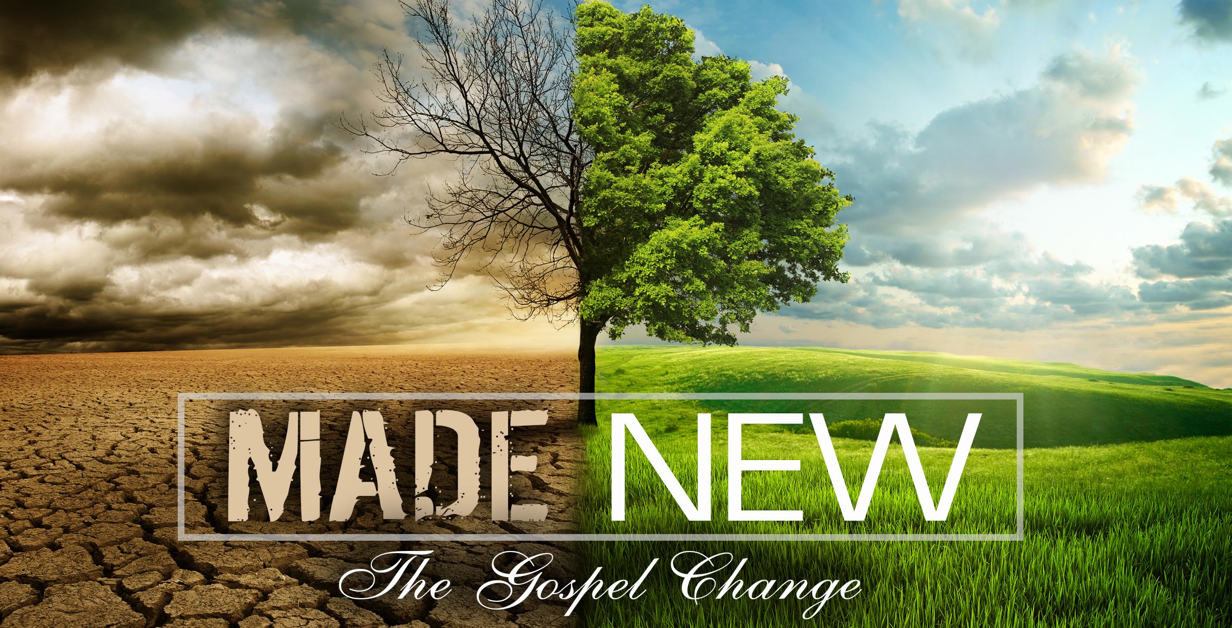 The Gospel Change