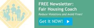 Fair Housing Coach Trial Issue