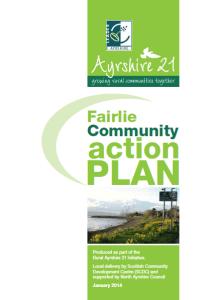 Fairlie Community Action Plan