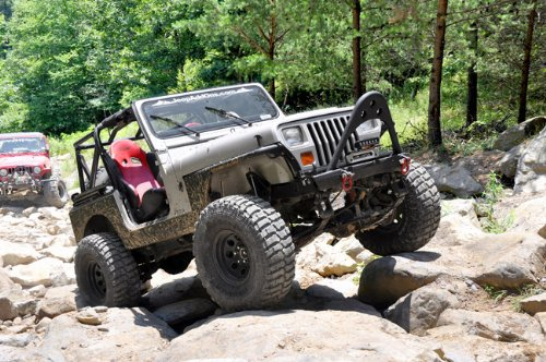Rough Country 4 inch Lift