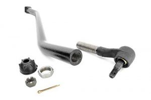 Rough Country Front Adjustable Track Bar Lifts for jeep wrangler