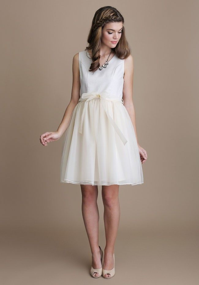 Nicolette by Ruche - Perfect Rehearsal Dinner LWD! - Fairly Southern